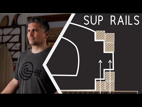 Building the SUP Rail