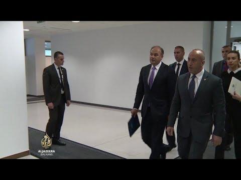 Druga ostavka Haradinaja na poziciji premijera Kosova