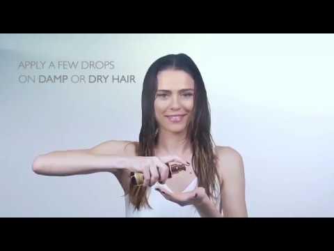 Saryna KEY - Масло Ши для восстановления поврежденных волос