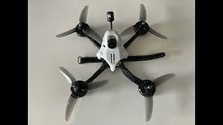 Viking 1 - Sub 250g 4 inch digital FPV race drone