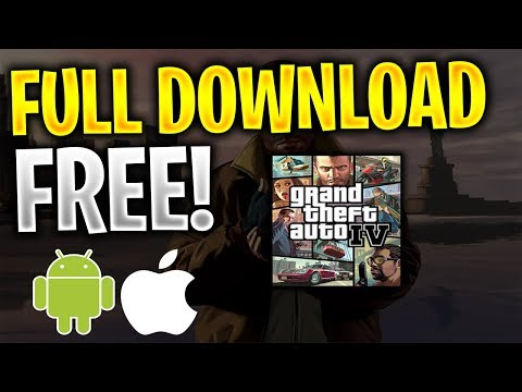 GTA 4 Mobile Download iOS/Android ✅ How to Get & Play GTA 4 On Mobile 🔥 GTA 4 Mobile Gameplay