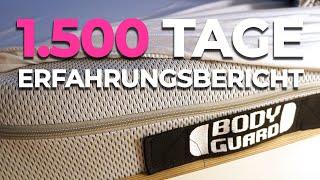 Bett1 Bodyguard Matratze - 1500 Nächte mit dem Testsieger!