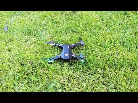 Visuo XS809 Outdoor Flight After The Storm