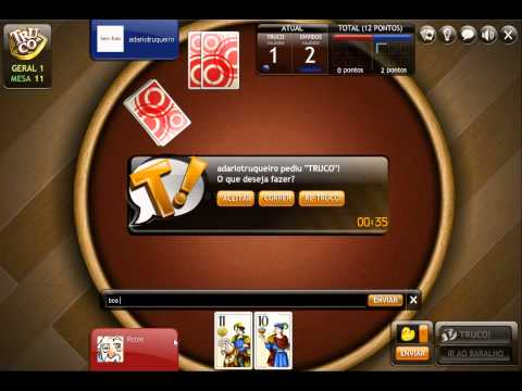 Joga truco gauderio online roulette color up