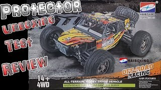 HAIBOXING RC Car 1:12 Desert Buggy 4WD Unboxing | Test | Review | HD+ | Deutsch