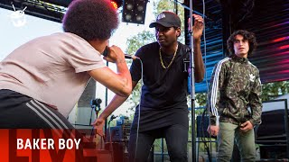 Baker Boy Ft. Kian And Remi   'Cloud 9' (triple J Unearthed Live At The Steps)