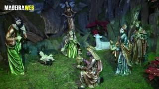 Belén de Navidad de Jardim da Serra 2016