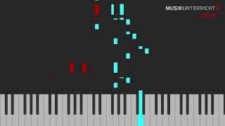 C. Gurlitt – Nummer 32, kleine melodische Etüden (Op. 187, 32)