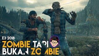 Gameplay Days Gone DICOBA 15 Menit | Game Zombie Anti-Mainstream - E3 2018