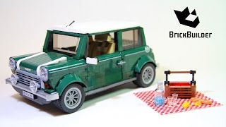 Lego 10242 MINI Cooper - Lego Speed Build