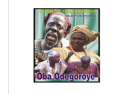 OBA ADEGOROYE the innocent king Part 1, A must to watch.