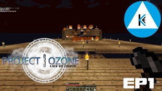 Project Ozone 3 :: Ep 4 :: Landia portal, nether, and
