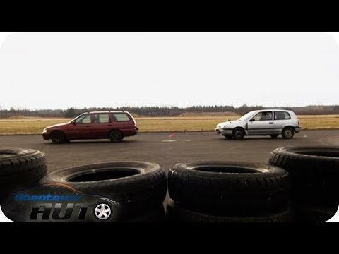 Abschleppen extrem: Seil vs. Stange 1/2 | Abenteuer Auto Classics