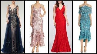 Trendy Elegant Evening Party Dresses For Women