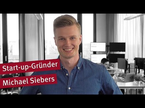 Einer der Top 30 unter 30: Michael Siebers