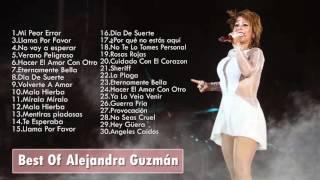 Alejandra Guzmán - 30 Grandes Exitos Enganchados