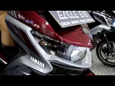 New Yamaha GT125 Eagle Eye