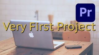 How to Start a New Project in Adobe Premiere Pro CC 2020