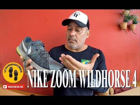 #REVIEW NIKE ZOOM WILD HORSE 4 - REVIEW