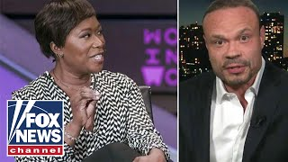 Dan Bongino blasts the double standard over Joy Reid