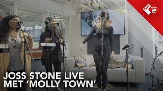 Joss Stone - 'Molly Town' live @ Staat van Stasse | NPO Radio 2