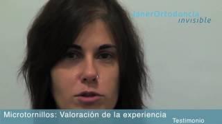 Microtornillo en ortodoncia: valoración de la paciente