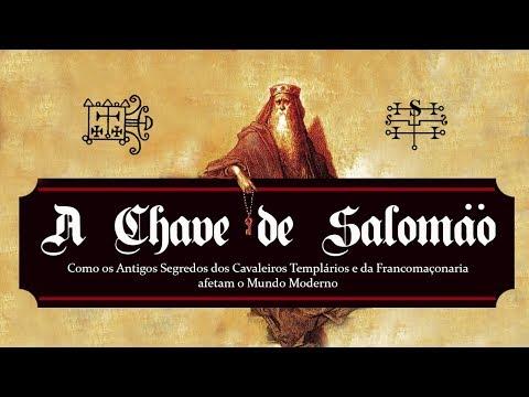 #32 A CHAVE DE SALOMÃO - LON MILO DUQUETTE