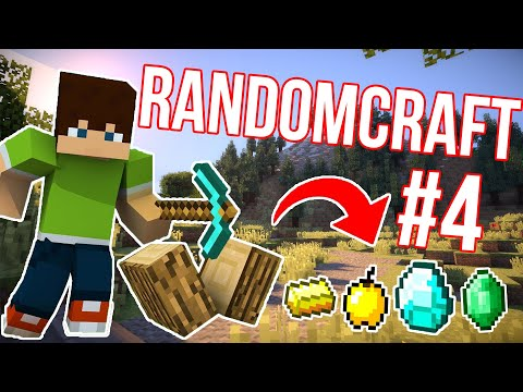 Čas na upgrade | Randomcraft #4