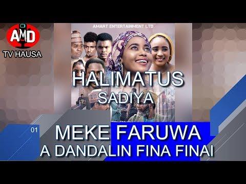 Sabon Film Halimatus Sadiya Daga Cikin Shirin Meke Faruwa A Dandalin Fina Finai