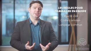Vidéo : Travailler en équipe
