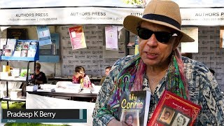 L.A. Times Festival of Books | Pradeep Berry Interview