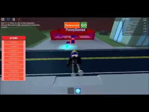 ROBLOX epic gear codes Hyperlaser and R-ORB! - смотреть онлайн на