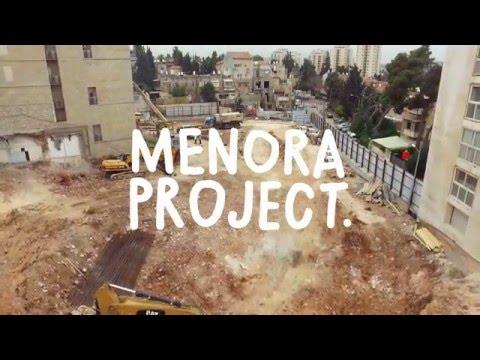 Menora Project Graffiti