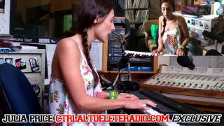 "Julia Price Performing ""Girlfriend"" on Ctrl Alt Delete Radio"