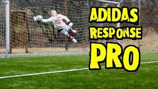 Testing Adidas Response Pro 2012 Torwarthandschuhe | Goalkeeper Gloves Review | Freekickerz