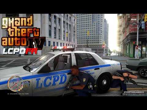 Download GTA 4 - LCPDFR - EPiSODE 69 - CITY PATROL (GTA 4