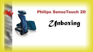 Philips SensoTouch 2D RQ 1155/16 - Unboxing PL