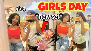 I WENT ON A SHOPPING SPREE WITH MY BESTFRIEND *matching Outfits*
