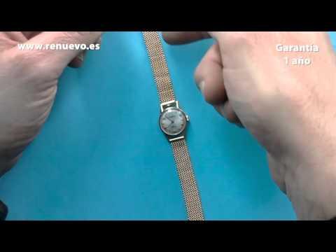 Reloj DUWARD King de oro de segunda mano E238809A