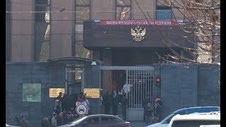 Հայերը  Ռուսաստանի նախագահ են ընտրում Հայաստանում