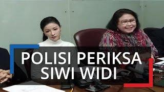 Hari Ini, Polda Metro Jaya akan Lakukan Pemeriksaan Pramugari Garuda Indonesia Siwi Widi