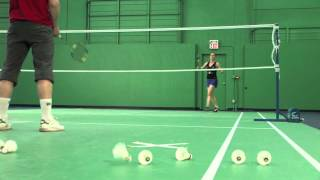 Badminton Advanced Smash Secrets - Drilling & Summary For the half Smash