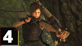 Shadow of Tomb Raider Gameplay Walkthrough Part-4 / (PC-1080p)HD