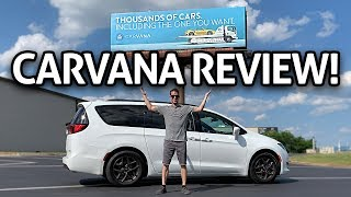My Carvana Buying Experience & Review!