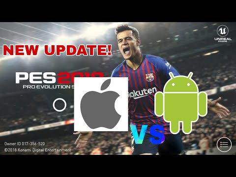 Download Pes 2017 Ios Android Released Gameplay Pro Evolution S