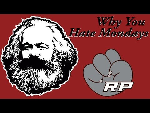 Marx on Alienation from Labour | Red Plateaus