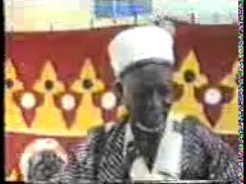 shekh nasir kabara bayani kan hadin kai 1984