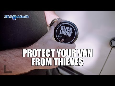 Protect Your Van From Thieves | Mr. Locksmith Video