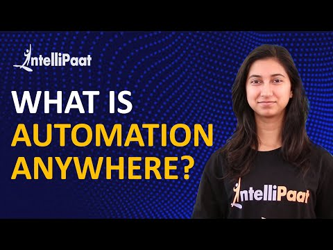 RPA Automation Anywhere Training   RPA Tutorial for Beginners ...