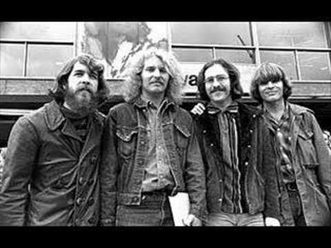 Creedence Clearwater Revival Fortunate son drum thumbnail